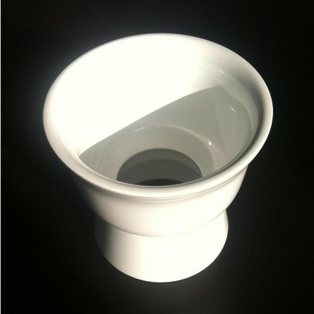 CNC-Prototyp | Vase aus ABS mit Farblackierung