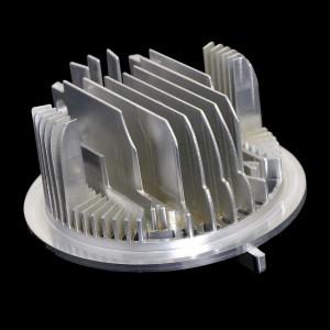 Technologie : CNC Matière : Aluminium Finition : Poli-propre