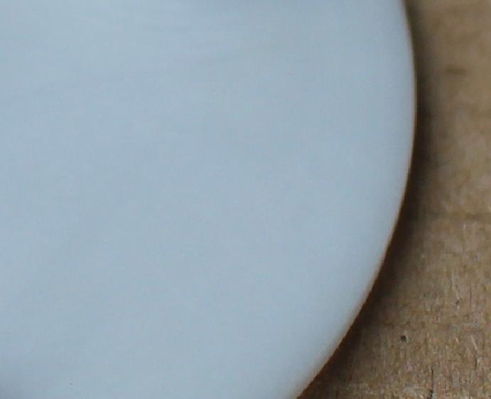 Pièce en CNC, sans traces visibles