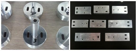 Prototypes métalliques aluminium