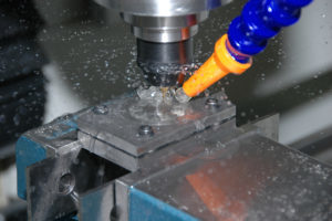 metal machining cnc milling