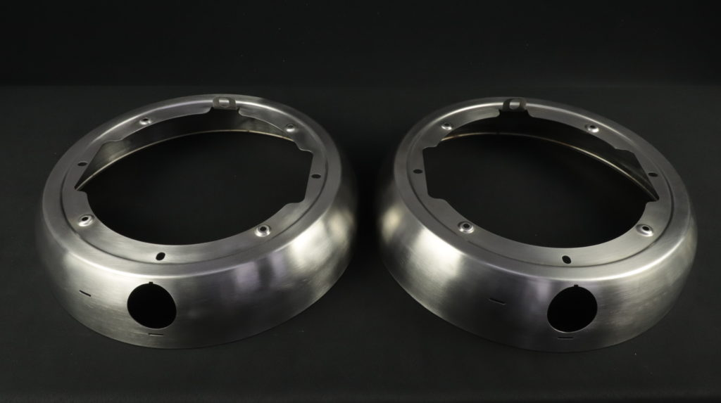 metal prototype fabrication